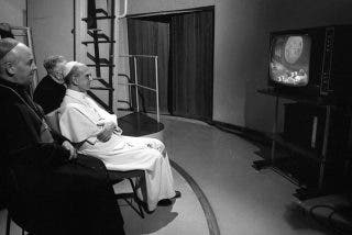 Pablo VI vivió con enorme interés la llegada del hombre a la Luna