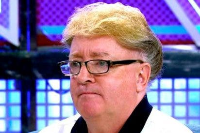 """Paco Porras vuelve a televisión con un pelo imposible y acusa a Javier Cárdenas de dejarle """"paralítico"""""""