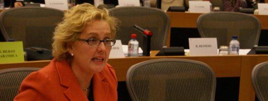 Josefa de Andrés, la diputada socialista que presidirá el Pacto de Toledo, tiene 174.000 euros en planes privados de pensiones
