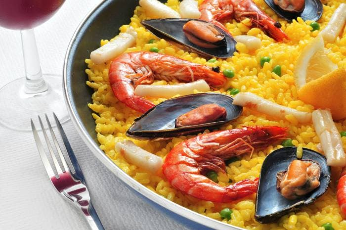 Recetas de arroz fáciles