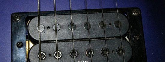 Los que todo guitarrista debe saber sobre las pastillas Humbucker