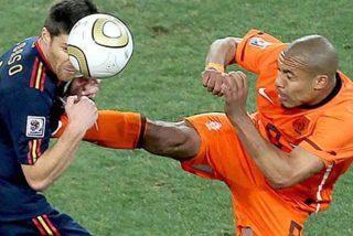 Fútbol: estos son los jugadores más agresivos del mundo
