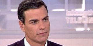 Sánchez dice que la postura de Iglesias sobre Cataluña impide un Gobierno de coalición con Podemos