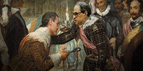 """Pedro Manuel Hernández López: """"El Gobierno de España de rodillas… """""""
