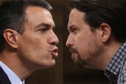 """José Luis Úriz Iglesias: """"¿Traición a la izquierda de Sánchez e Iglesias?"""""""