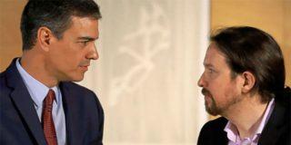 A Pablo Iglesias le tiembla hasta la coleta porque esta vez Pedro Sánchez no va de farol