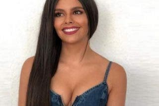 Cristina Pedroche se calza el vestido con menos tela de la historia y se le ve todo, 'por arriba y por abajo'…