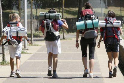 El Camino de Santiago, con 350 mil peregrinos, batirá por tercer año consecutivo su récord