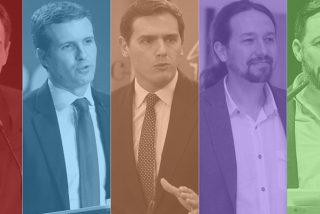 Los españoles preferimos no relacionarnos con quienes piensan políticamente distinto a nosotros