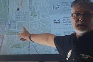 La Policía Nacional en 'pie de guerra' contra los drones ilegales en el cielo de Madrid