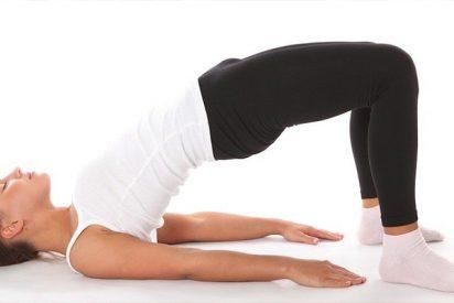 ¿Sabías que hay posturas de yoga para calmar los dolores de la menstruación?