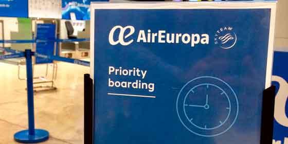 """¿Qué es el """"Priority Boarding""""?"""