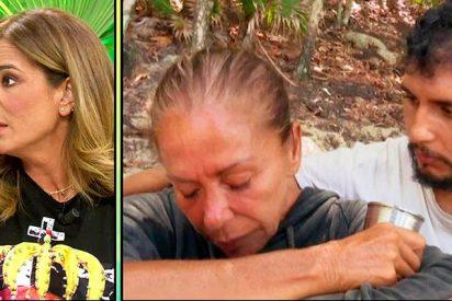 Raquel Bollo cuenta las posibles causas de la evacuación de Isabel Pantoja