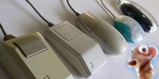 ¿Sabes por qué se le llama ratón, al ratón de tu ordenador?