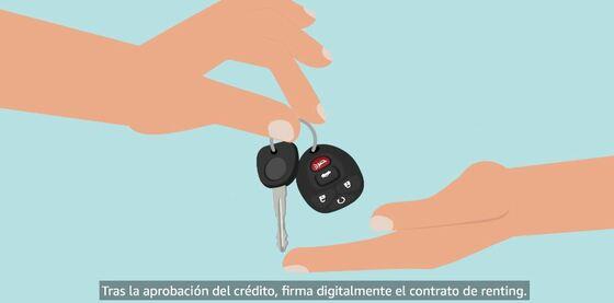 Renting de coches en Amazon