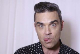 Robbie Williams contrata a un guardaespaldas las 24 horas por temor a que le 'violen' los extraterrestres