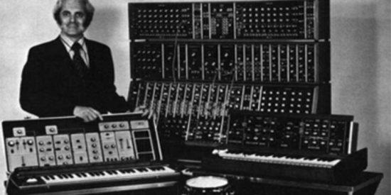 Robert Moog y el origen de los sintetizadores musicales