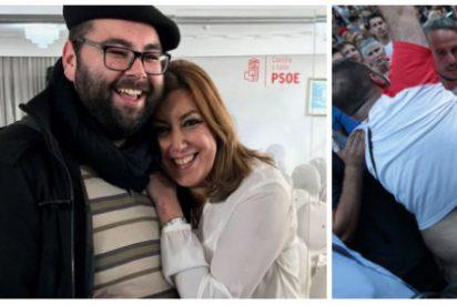 """¡No se puede ser más mamarracho! Sergio Álvarez se enorgullece de mostrarle el culo a los de Ciudadanos: """"Quise hacer como en 'Braveheart'"""""""