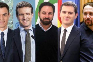 Mientras el PSOE toma Navarra con los proetarras de Bildu, el centroderecha español hace el panoli en Murcia y Madrid