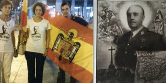 """""""San Franco"""": La hija de un ministro de la dictadura pide la canonización de Franco"""