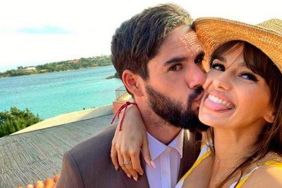 Sara Sálamo e Isco Alarcón ya son padres y el pequeño se llama 'Theo'