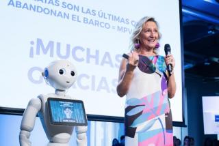 """Isabel Durán: """"Todos los días los algoritmos toman decisiones por nosotros sin que lo sepamos"""""""