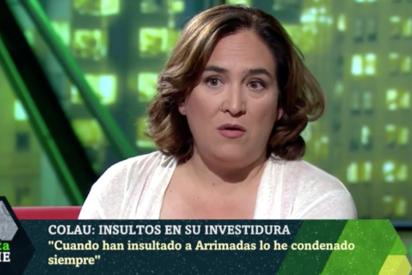 """Así 'agradece' Ada Colau a Valls que la haya hecho alcaldesa: """"Creo que Ciudadanos le debe una disculpa al movimiento LGTBI"""""""