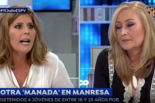 """Bárbara Royo deja besando la lona a Elisa Beni: """"¡Hay muchas manadas inventadas por falsas denuncias pero no lo dices por ideología!"""""""