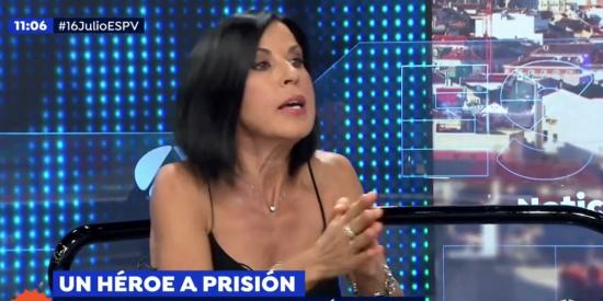 """El Quilombo: La abogada 'progre' de Espejo Público aplaude que el joven que mató a un atracador vaya a la cárcel: """"¡No es un héroe, es un imprudente!"""""""