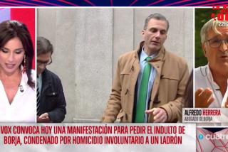 """La bochornosa encerrona que le tendió 'Todo es Mentira' al abogado de Borja 'El Justiciero': """"¡Sois unos embusteros!"""""""