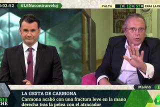 """EN DIRECTO - El Quilombo: """"Si persigues a un ladrón siendo del PSOE, eres Batman... si te llamas Borja y te apoya VOX, eres un facha asesino"""""""