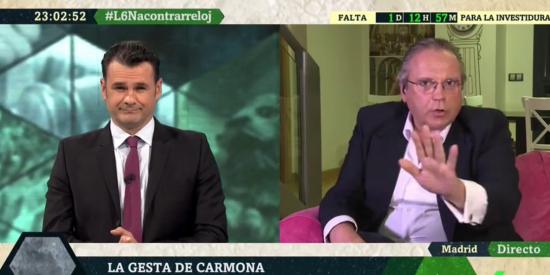 El Quilombo: Si persigues a un ladrón siendo del PSOE, eres Batman... si te llamas Borja y te apoya VOX, eres un facha asesino