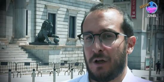 """Luca Costantini: """"En el PSOE temen que la incorporación de podemitas provoque una estampida de las inversiones"""""""
