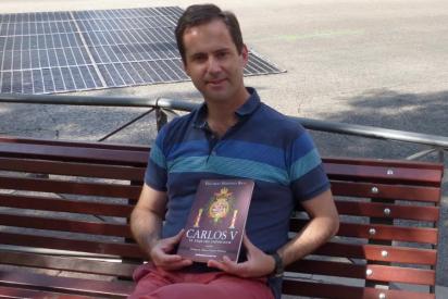 """Eduardo Martínez Rico: """"Carlos V era un hombre con un gran sentido de la responsabilidad y del deber"""""""