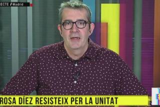 """TV3 avisa al PSOE: """"Con Oriol Junqueras condenado, no puede votar a favor de Pedro Sánchez ni ERC ni el arcángel Gabriel"""""""