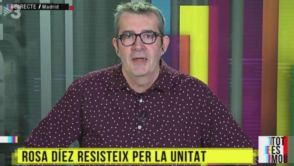 """TV3 avisa al PSOE: """"Con Oriol Junqueras condenado, ni ERC ni el arcángel Gabriel apoyarán a Pedro Sánchez"""""""