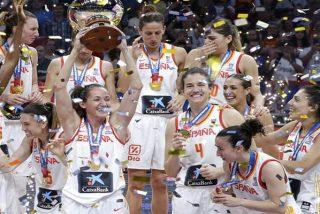 ¡Campeonas!: Las chicas de España arrasan a Francia en el Eurobasket
