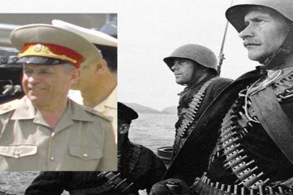 El suicidio del mariscal Ajroméyev (XXIV)
