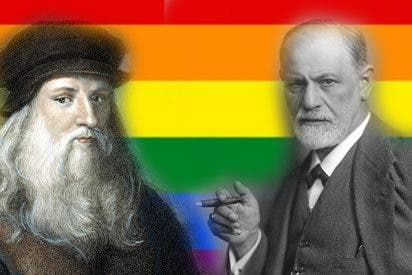 Sigmund Freud, el hombre que nunca demostró científicamente nada de lo que dijo, creía que Leonardo da Vinci era homosexual y tenía un agudo complejo de Edipo