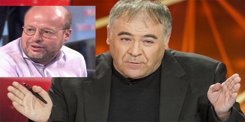 Antonio García Ferreras no solo es 'inexacto' sino también más cursi que un repollo con lazo