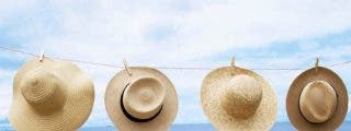 Sombreros de paja: el complemento que no pueden faltar en tus días de sol y playa