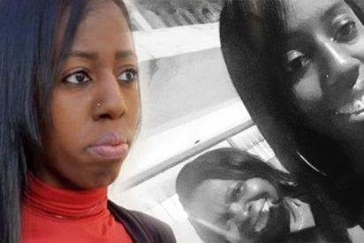 Debora: Esta foto se hizo viral y su vida fue, desde entonces, una pesadilla