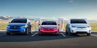 Ford anuncia una red de carga para vehículos eléctricos mayor que la de Tesla