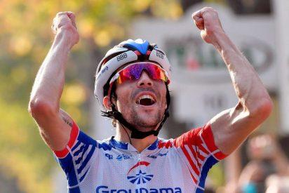 Tour de Francia: El francés Pinot gana en el Tourmalet y y el también francés Alaphilippe refuerza su liderato
