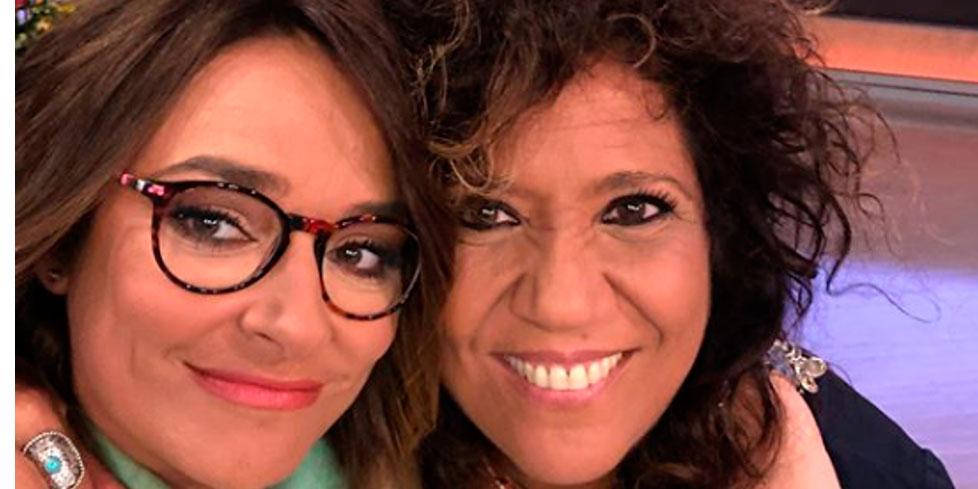 Primeras declaraciones de la cantante Rosana tras conocerse el embarazo de Toñi Moreno