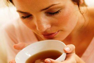 ¿Sabías que con la infusión de menta puedes aliviar tu jaqueca?
