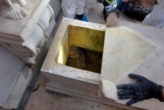 Otro misterio: Abren las tumbas de dos princesas en el Vaticano y estaban vacías