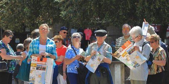 España: El turismo receptivo se hundió un 86,6% en octubre