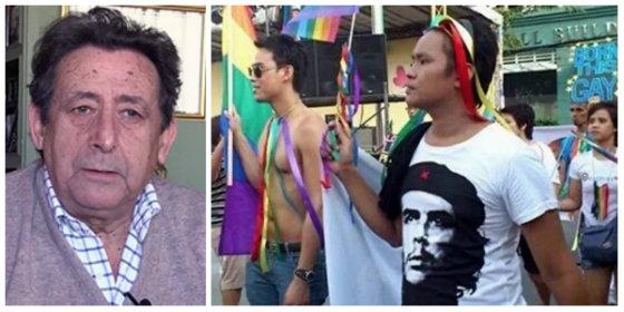 Alfonso Ussía hiela la sangre al sector rojillo del 'Orgullo Gay' explicándole quién se esconde detrás de su venerado Ché Guevara