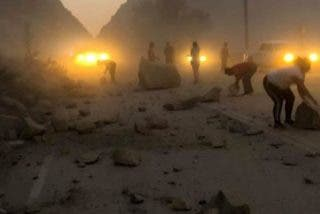 Un nuevo sismo de magnitud 7,1 sacude el sur de California y le siguen más de 15 réplicas